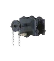 קרונית ידנית מונעת שרשרת עד 20 טון