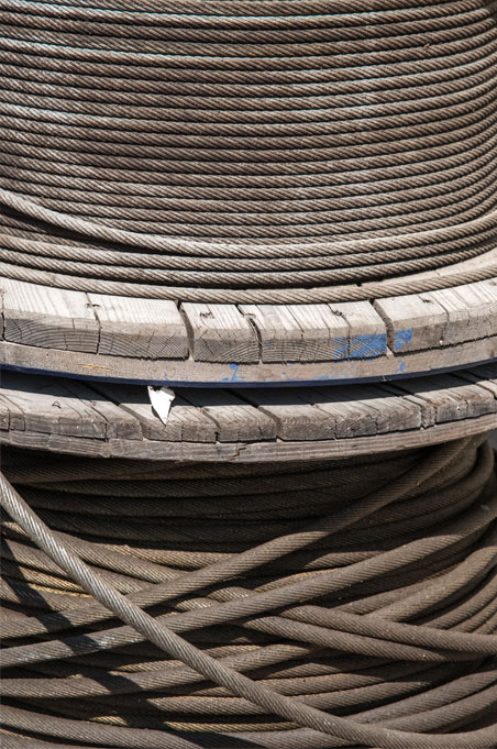 כבלים לגלגלות