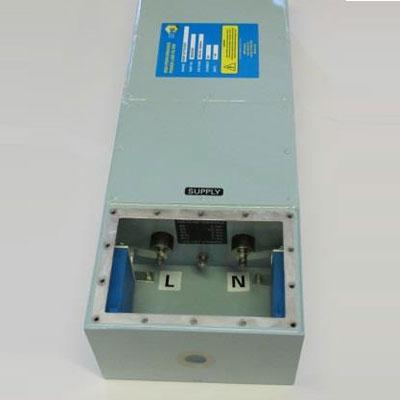 התקנת פילטרים לכניסות חשמל, פיקוד ותקשורת